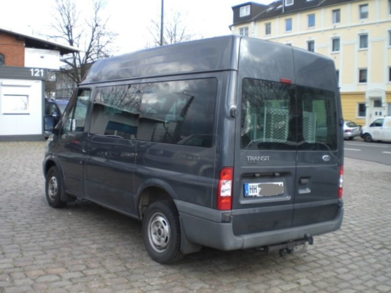 verkauft ford transit rampe gebraucht 2010 km. Black Bedroom Furniture Sets. Home Design Ideas