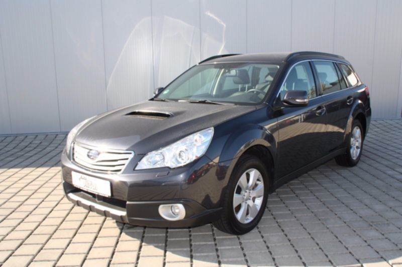 verkauft subaru outback 2 0d comfort l gebraucht 2009 km in schwetzingen. Black Bedroom Furniture Sets. Home Design Ideas