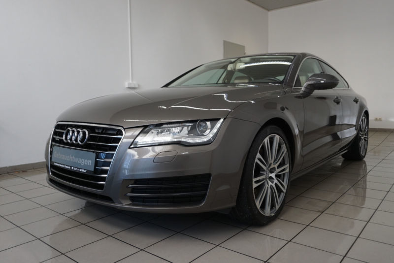 verkauft audi a7 3 0 tdi quattro s tro gebraucht 2011 km in chemnitz. Black Bedroom Furniture Sets. Home Design Ideas