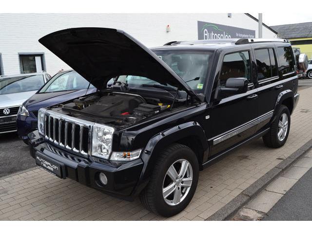 verkauft jeep commander 3 0 v6 crd ove gebraucht 2010 km in hamburg. Black Bedroom Furniture Sets. Home Design Ideas