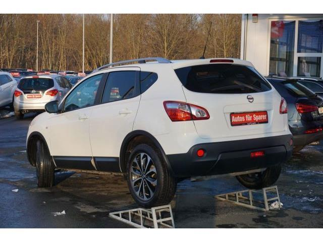 verkauft nissan qashqai i way allrad a gebraucht 2012 km in gera. Black Bedroom Furniture Sets. Home Design Ideas