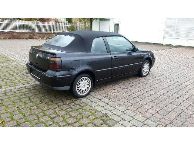 verkauft vw golf cabriolet cabrio 1 8 gebraucht 1999. Black Bedroom Furniture Sets. Home Design Ideas