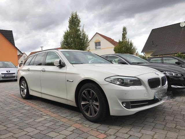verkauft bmw 520 5er touring gebraucht 2012 km in niederdorfelden. Black Bedroom Furniture Sets. Home Design Ideas