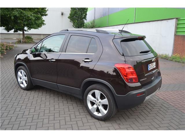 verkauft chevrolet trax lt automatik gebraucht 2014 km in dillingen. Black Bedroom Furniture Sets. Home Design Ideas