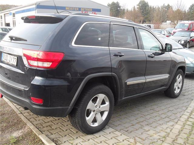 verkauft jeep grand cherokee 3 6 v6 ov gebraucht 2011 km in bechtolsheim. Black Bedroom Furniture Sets. Home Design Ideas
