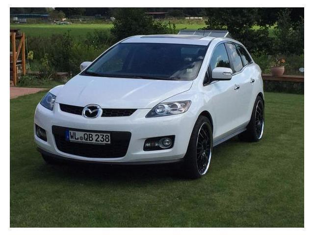 verkauft mazda cx 7 2 3 mzr energy gebraucht 2009 km in lohfelden. Black Bedroom Furniture Sets. Home Design Ideas