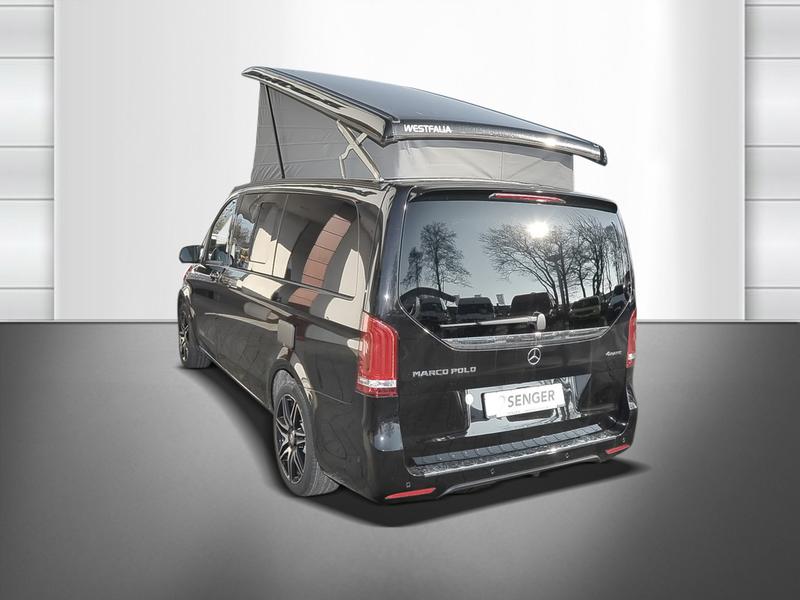 gebraucht v klassed marco polo allrad amg distronic el t r mercedes v250 2017 km in. Black Bedroom Furniture Sets. Home Design Ideas