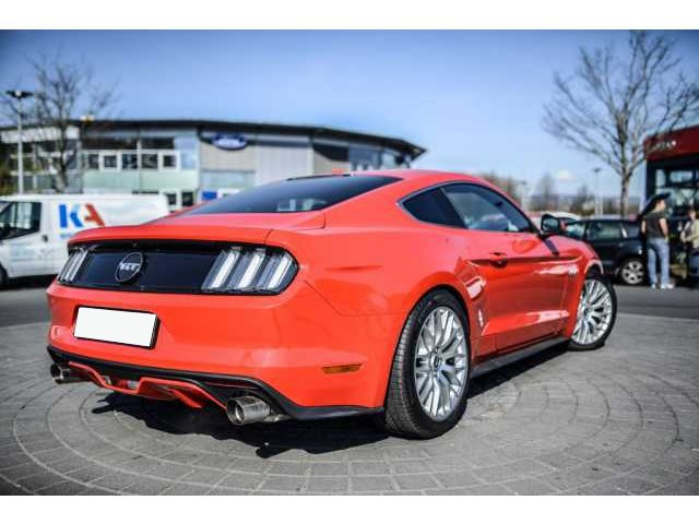 verkauft ford mustang gt 5 0 ti vct v8 gebraucht 2017 1 km in mainz. Black Bedroom Furniture Sets. Home Design Ideas