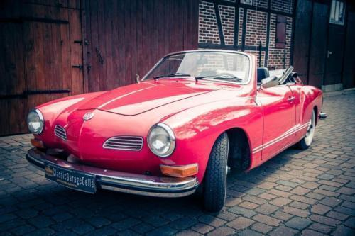 verkauft vw karmann ghia cabrio orig gebraucht 1973 km in lachendorf. Black Bedroom Furniture Sets. Home Design Ideas