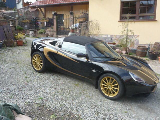 verkauft lotus elise 1 6 gebraucht 2012 km in mainz kastel. Black Bedroom Furniture Sets. Home Design Ideas