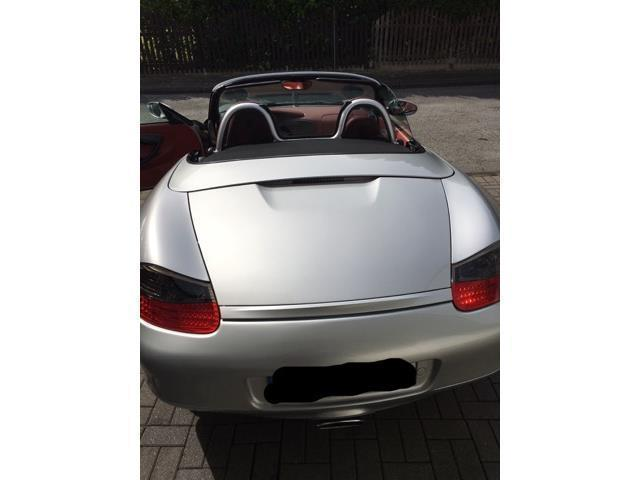 verkauft porsche boxster gebraucht 1997 km in bochum. Black Bedroom Furniture Sets. Home Design Ideas