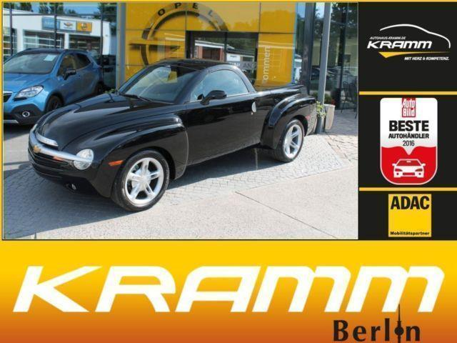 11 gebrauchte chevrolet ssr chevrolet ssr gebrauchtwagen autouncle. Black Bedroom Furniture Sets. Home Design Ideas