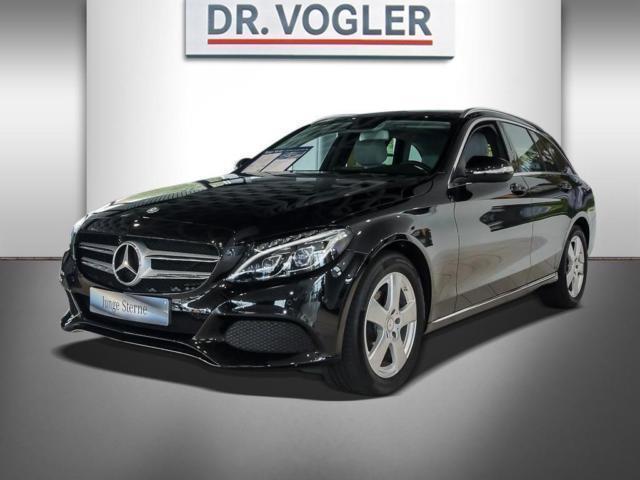 gebraucht Mercedes C180 T-Modell Avantgarde Avantgarde Park-Assist Keyless