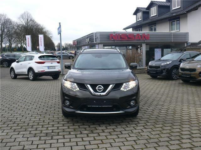 verkauft nissan x trail 360 4x4 gebraucht 2015 km in bevern. Black Bedroom Furniture Sets. Home Design Ideas