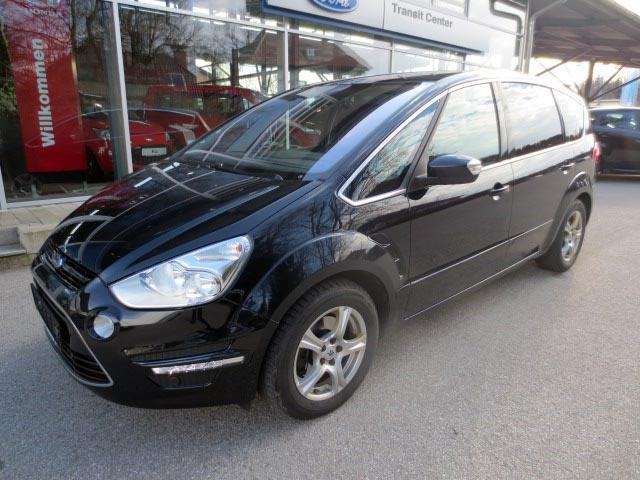 verkauft ford s max 1 6 ecoboost titan gebraucht 2012 km in traunstein. Black Bedroom Furniture Sets. Home Design Ideas