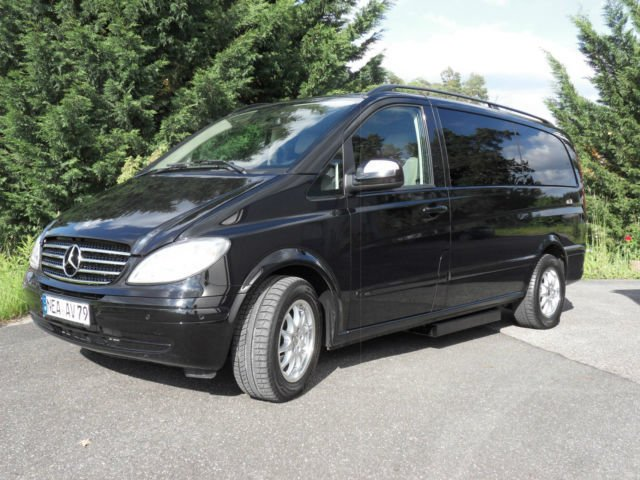 verkauft mercedes viano 2 2 cdi extral gebraucht 2010 km in beeskow. Black Bedroom Furniture Sets. Home Design Ideas