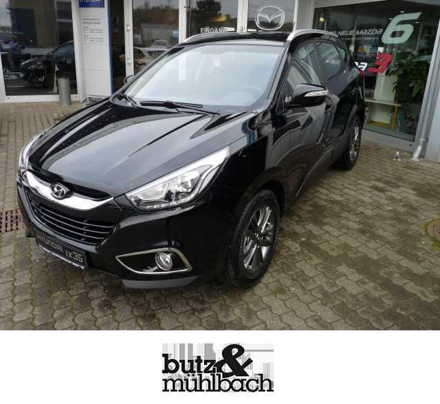 verkauft hyundai ix35 1 6 2wd gebraucht 2014 km in dortmund. Black Bedroom Furniture Sets. Home Design Ideas