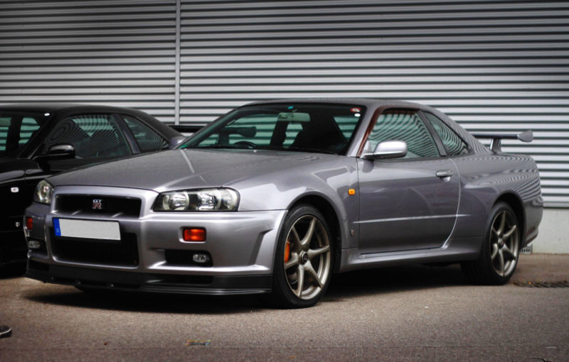 verkauft nissan skyline r34 gtr vspec gebraucht 1999 km in offenberg. Black Bedroom Furniture Sets. Home Design Ideas