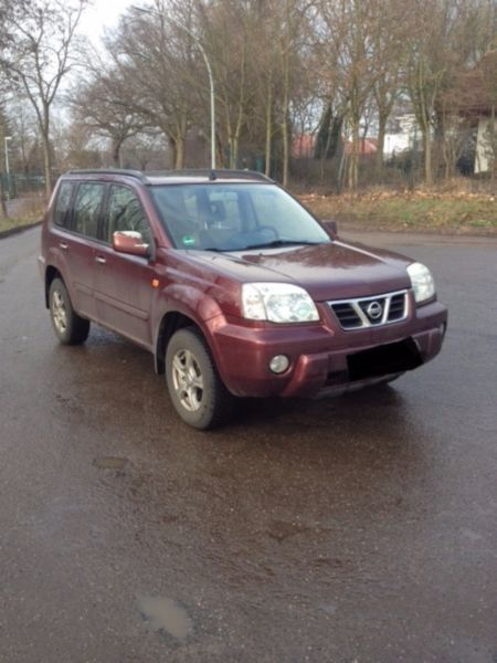 gebraucht 2 0 4x4 comfort nissan x trail 2002 km in wolfsburg. Black Bedroom Furniture Sets. Home Design Ideas