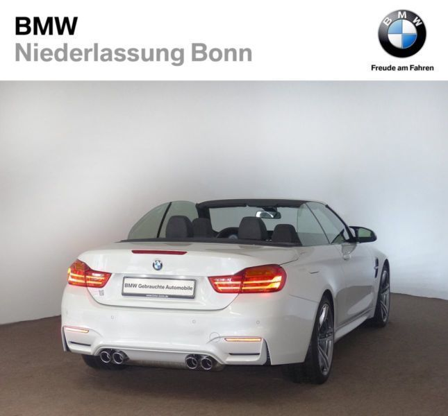 verkauft bmw m4 cabriolet euro6 hk hif gebraucht 2015 km in bonn. Black Bedroom Furniture Sets. Home Design Ideas