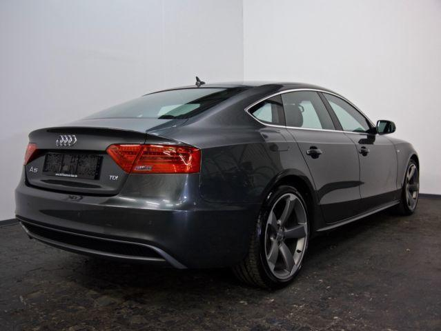 verkauft audi a5 sportback 2 0 tdi s l gebraucht 2013. Black Bedroom Furniture Sets. Home Design Ideas