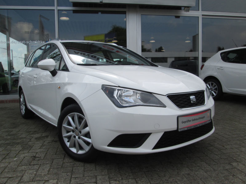 verkauft seat ibiza st kombi 1 2 klima gebraucht 2013 km in leverkusen. Black Bedroom Furniture Sets. Home Design Ideas