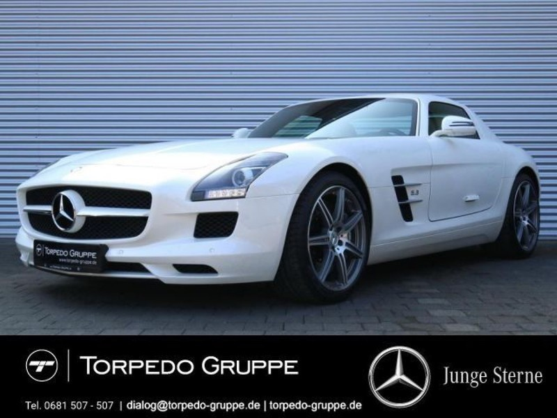 verkauft mercedes sls amg coupe cerami gebraucht 2013 km in hechingen. Black Bedroom Furniture Sets. Home Design Ideas
