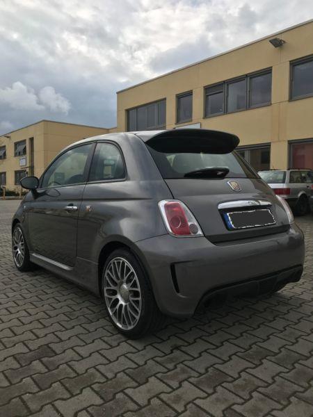 500 abarth gebrauchte fiat 500 abarth kaufen 130 g nstige autos zum verkauf. Black Bedroom Furniture Sets. Home Design Ideas