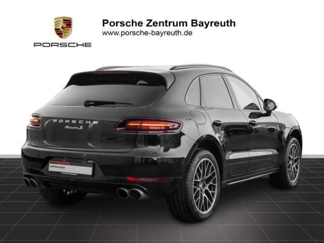 verkauft porsche macan s diesel gebraucht 2015 km in bayreuth. Black Bedroom Furniture Sets. Home Design Ideas