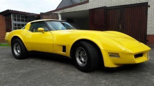 c3 gebrauchte corvette c3 kaufen 51 g nstige autos zum. Black Bedroom Furniture Sets. Home Design Ideas