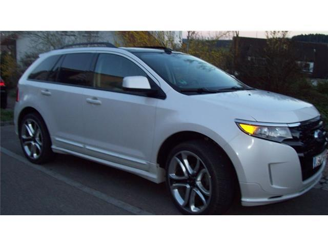 verkauft ford edge 3 7 v6 vcti awd sp gebraucht 2011 km in brigachtal. Black Bedroom Furniture Sets. Home Design Ideas
