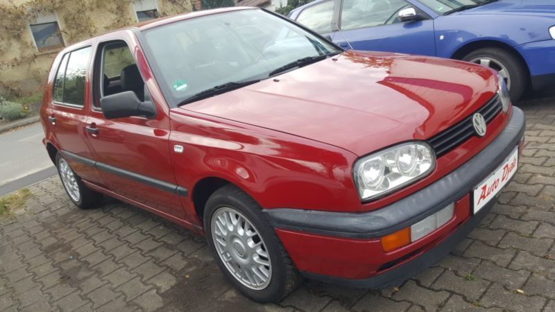 verkauft vw golf 1 8 gt klima t v sau gebraucht 1996 km in arnsberg. Black Bedroom Furniture Sets. Home Design Ideas