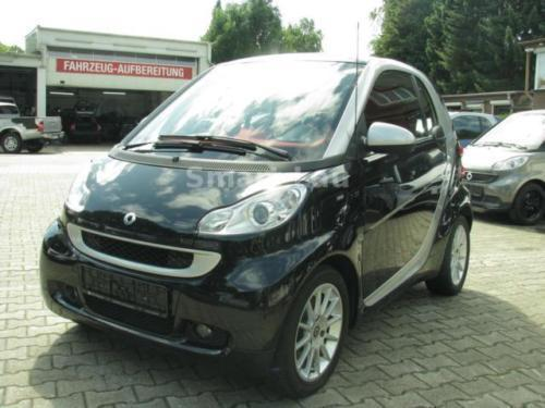 verkauft smart fortwo coup gebraucht 2011 km in. Black Bedroom Furniture Sets. Home Design Ideas