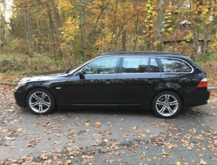 verkauft bmw 525 d touring gebraucht 2007 km in heilbronn. Black Bedroom Furniture Sets. Home Design Ideas