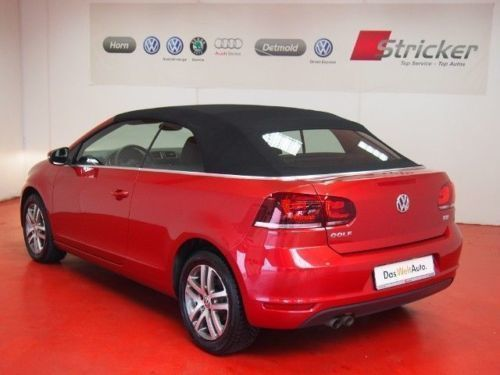 verkauft vw golf cabriolet vi 1 4 tsi gebraucht 2014. Black Bedroom Furniture Sets. Home Design Ideas