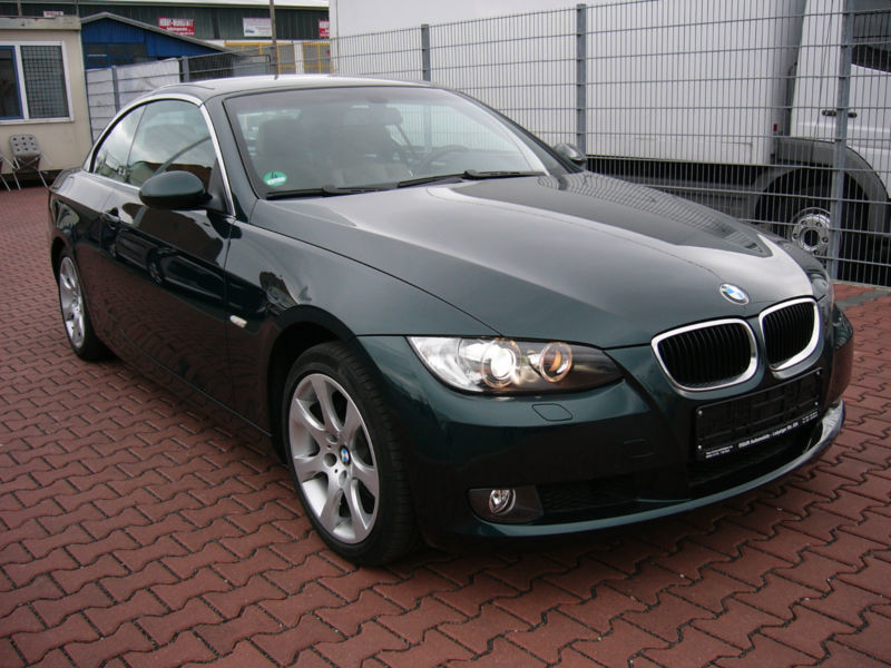 gebraucht bmw 320 cabriolet 2007 km in kassel autouncle. Black Bedroom Furniture Sets. Home Design Ideas
