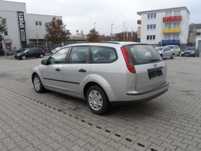 verkauft ford focus turnier 1 6 tdci d gebraucht 2005 km in giengen. Black Bedroom Furniture Sets. Home Design Ideas