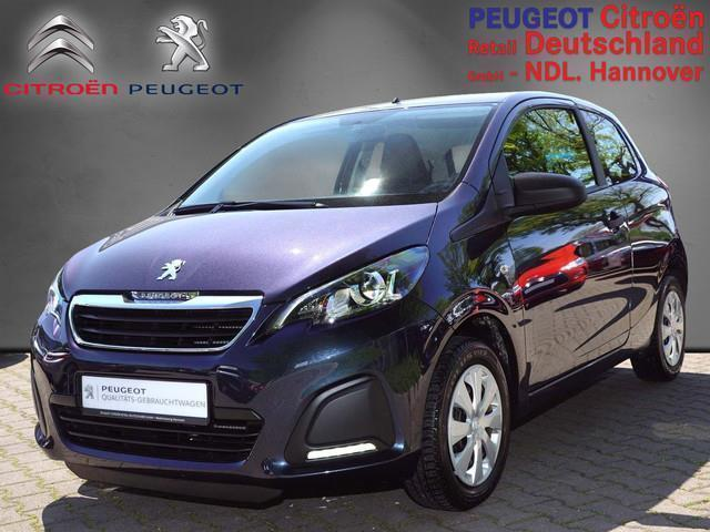 verkauft peugeot 108 vti 68 access 3 t gebraucht 2014 km in hannover. Black Bedroom Furniture Sets. Home Design Ideas