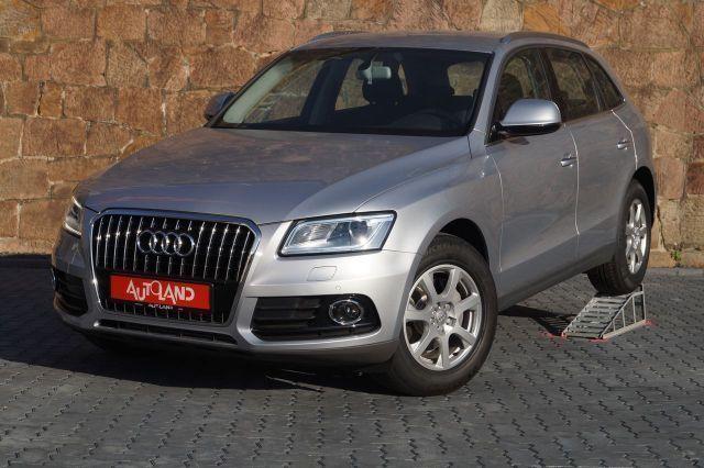gebraucht Audi Q5 2.0 TDI Navi Xenon sofort verfügbar