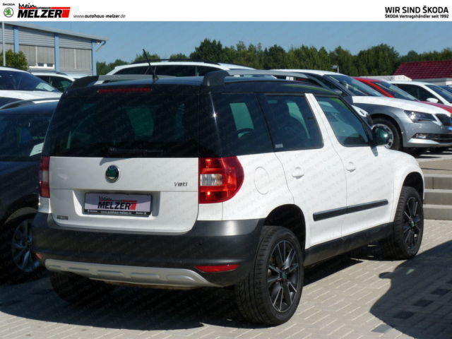verkauft skoda yeti 1 2 tsi adventure gebraucht 2013 71. Black Bedroom Furniture Sets. Home Design Ideas