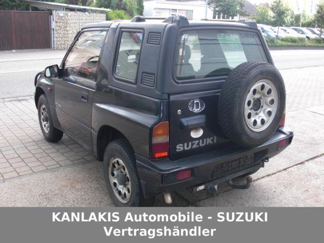 Gebraucht Suzuki Vitara 16 Cabrio Mit Hardtop AHK