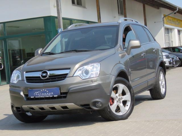 verkauft opel antara 2 0 cdticosmo 4x4 gebraucht 2009 km in barbing. Black Bedroom Furniture Sets. Home Design Ideas