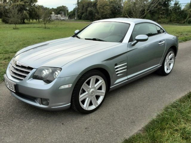 verkauft chrysler crossfire automatik gebraucht 2005 km in linkenheim. Black Bedroom Furniture Sets. Home Design Ideas