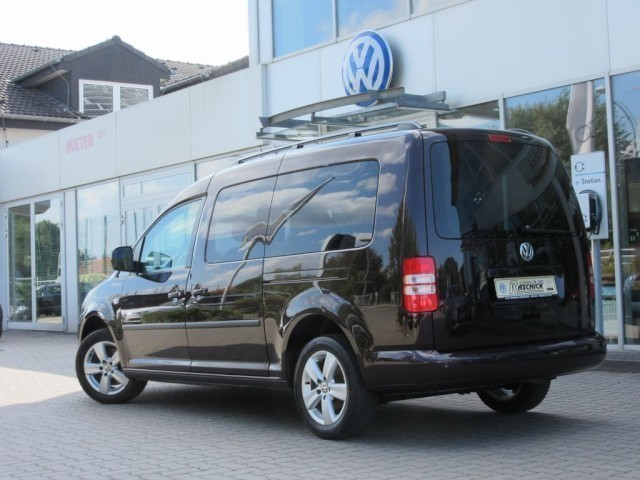 verkauft vw caddy maxi 2 0 tdi comfort gebraucht 2012 km in. Black Bedroom Furniture Sets. Home Design Ideas