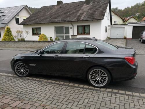 verkauft bmw 730l d np full h gebraucht 2009 km in ludwigshafen. Black Bedroom Furniture Sets. Home Design Ideas