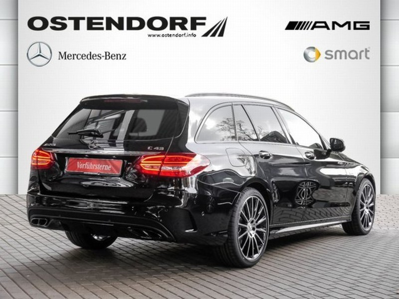 gebraucht mercedes amg4matic t modell mercedes c43 amg 2016 km in wasserburg. Black Bedroom Furniture Sets. Home Design Ideas