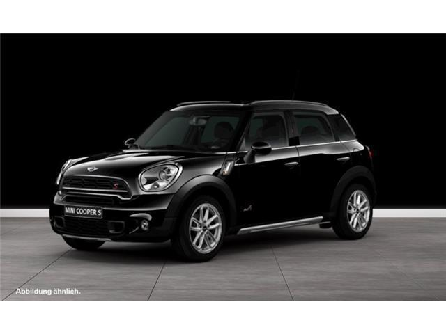 verkauft mini cooper s countryman all4 gebraucht 2015 3. Black Bedroom Furniture Sets. Home Design Ideas