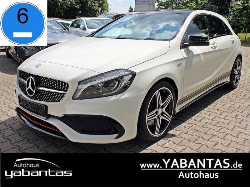 Verkauft Mercedes A250 Sport Amg Night Gebraucht 2017 16 800 Km