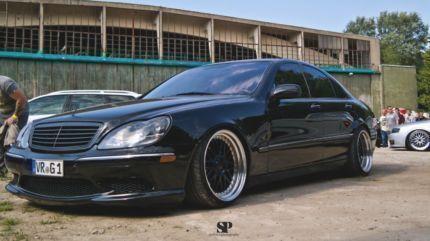 Gebraucht Mercedes S500 Us Lpg Amg W220