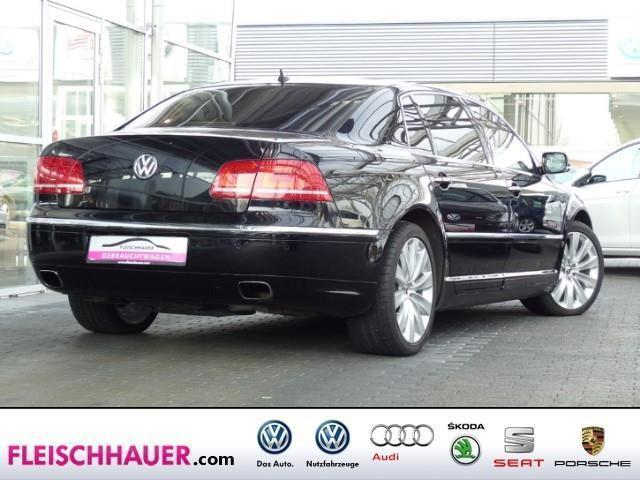 verkauft vw phaeton 4motion 4 2 v8 lan gebraucht 2011 km in euskirchen. Black Bedroom Furniture Sets. Home Design Ideas